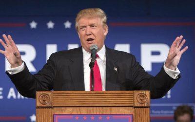 Trump to Speak in Ambridge on Oct 17