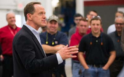 Toomey Re-elected