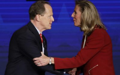 Toomey, McGinty Debate 2nd Time
