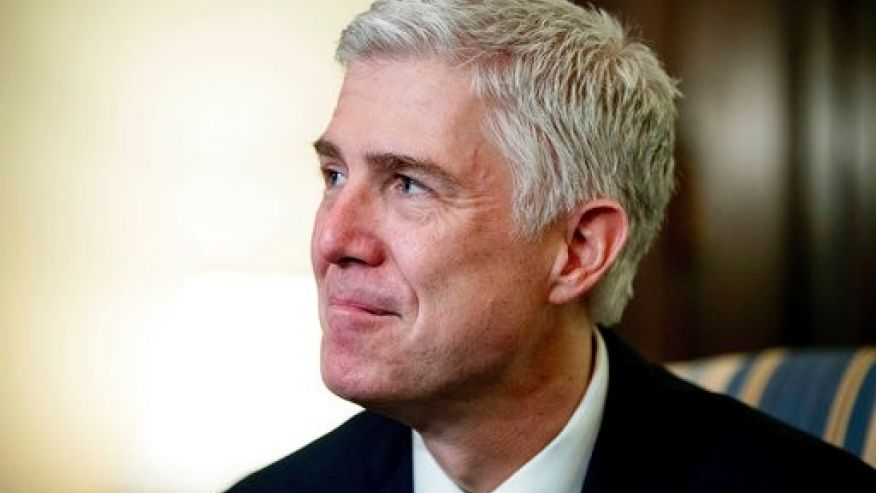 Gorsuch Confirmed By Senate