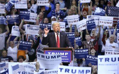 Trump Closes Gap in Pennsylvania