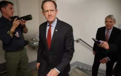 Toomey Criticizes Obama for Ransom to Iran