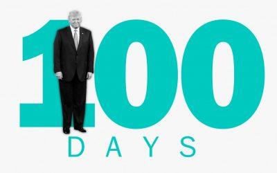 Trump Celebrates 100 Days In PA