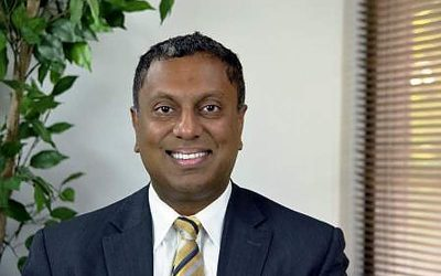 Chairman Raja Delivers Commencement Address