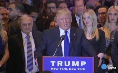 Trump Wins New York