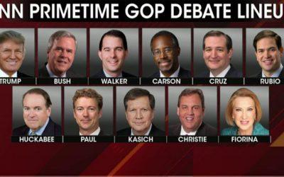2nd GOP Debate
